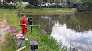 Proficiat deelnemers Kinder Viswedstrijd!